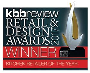 winner kbb kitchen retailer of the year 2017