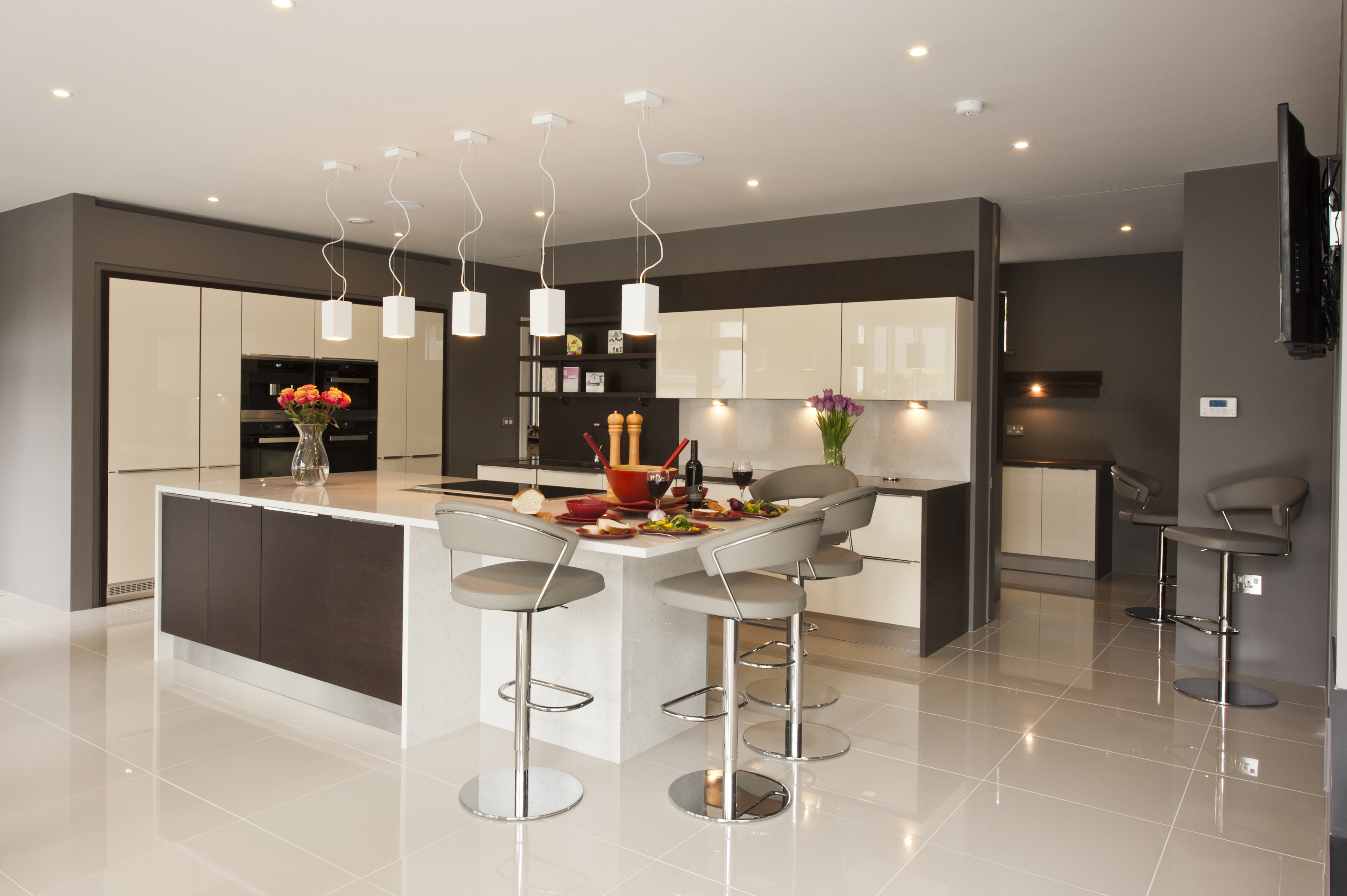 Contemporary Kitchens Celtic Interiors