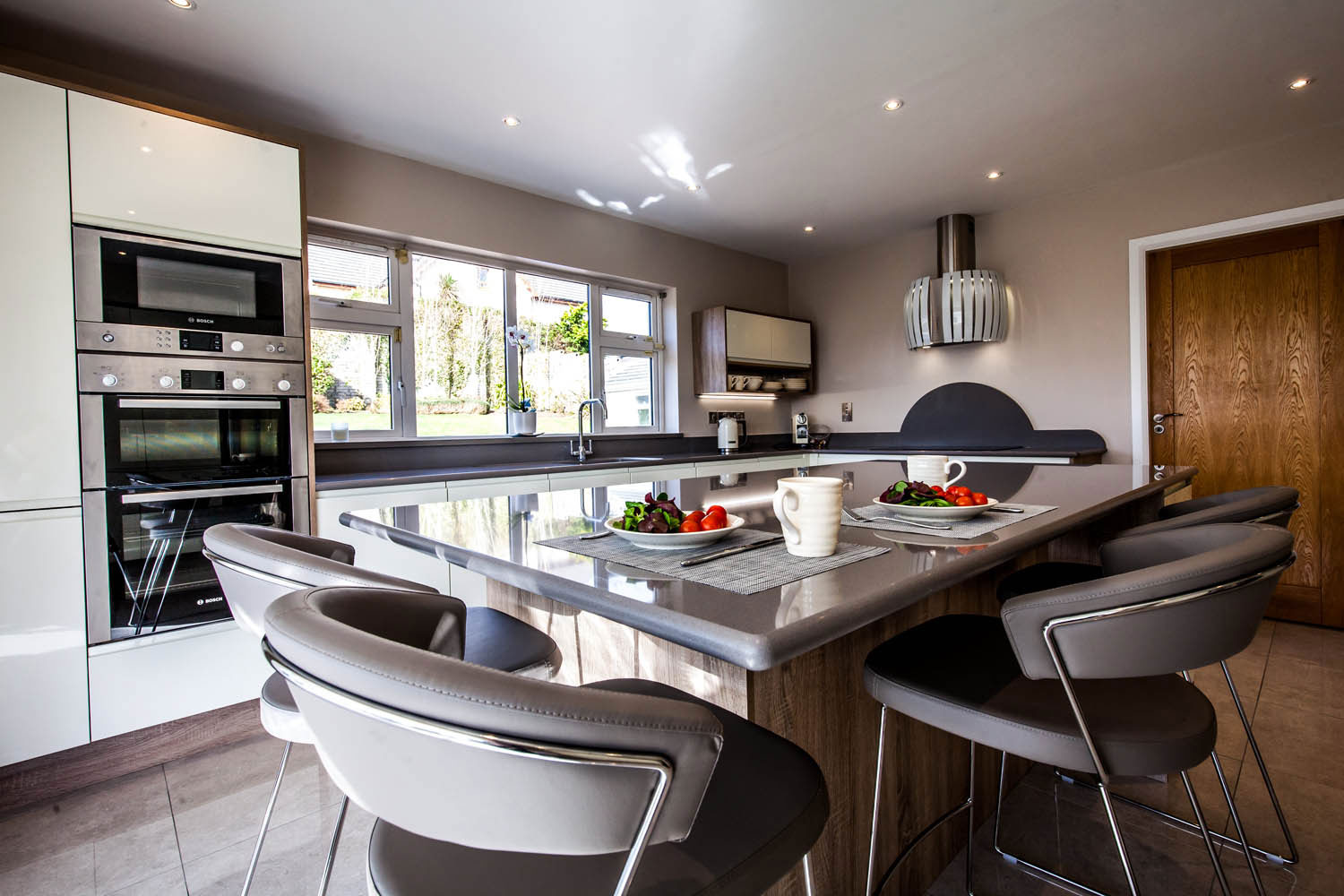 contemporary kitchens - celtic interiors