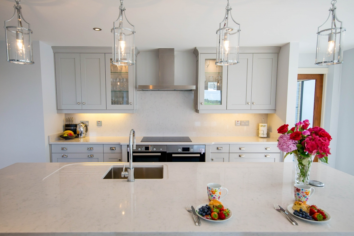 Kitchen of the month celtic interiors for Award winning kitchen designs 2012